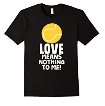 tennis shirt, i love tennis